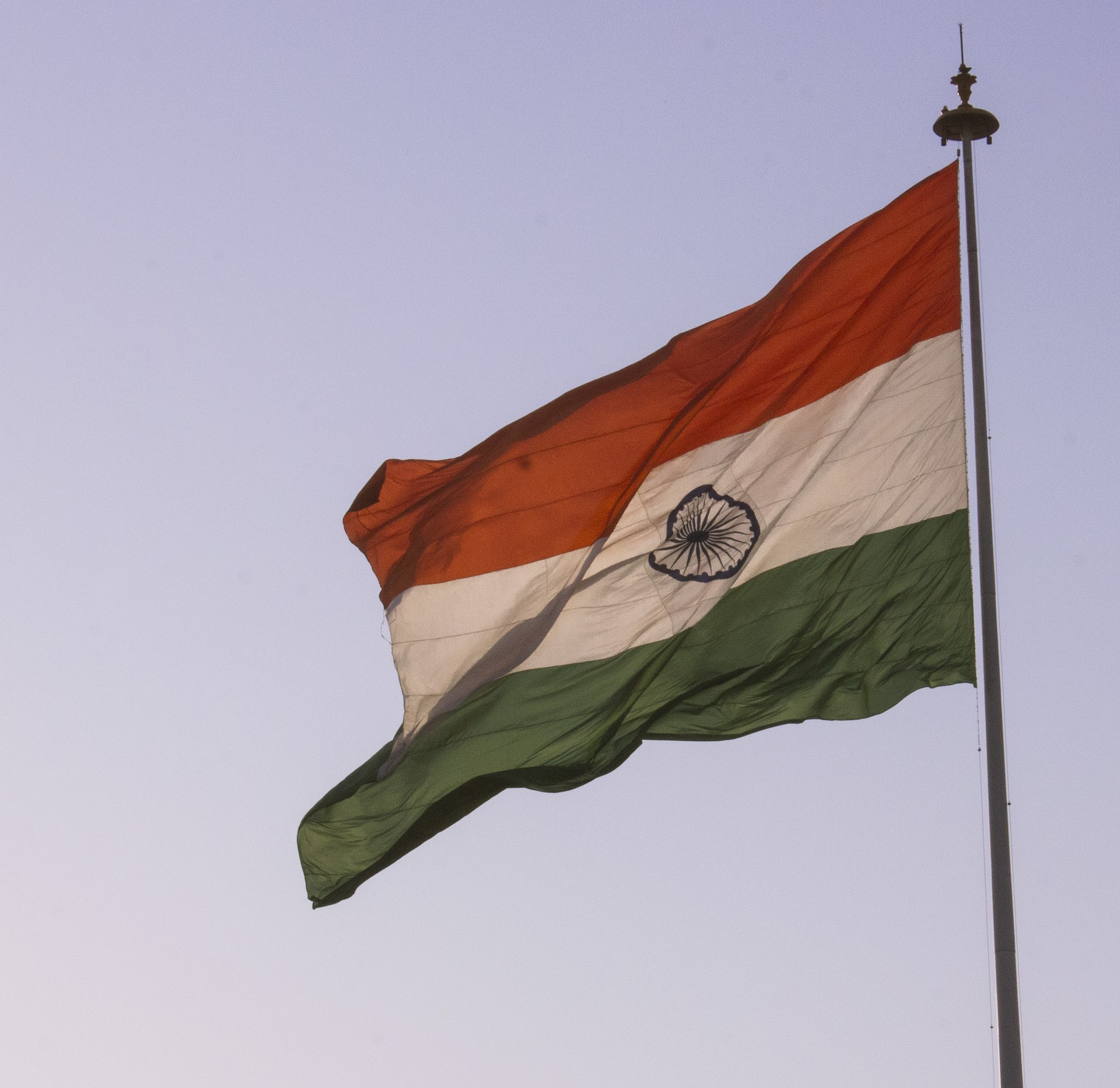 turismo india bandera